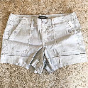 NWT! Level 99 Tencel Jean Shorts-Sz. 30